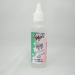 army flavors glicerina vegetale full vg 30ml