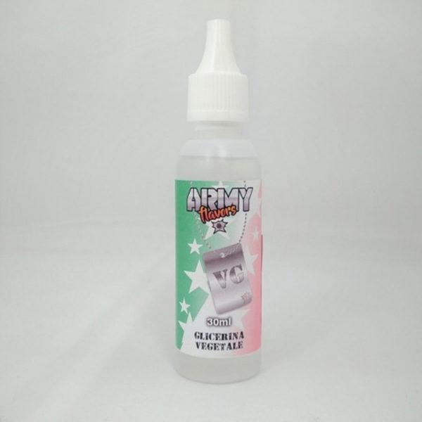 army flavors glicerina vegetale full vg 30ml