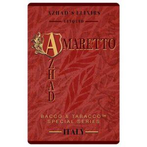 Liquidi Scomposti Azhad's Elixirs Bacco & Tabacco - Amaretto