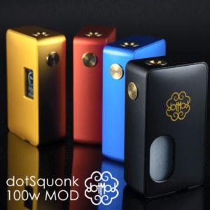 DotMod DotSquonk 100w Box Mod
