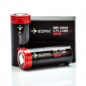 Efan Batteria 26650 IMR