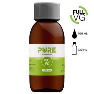 Pure Glicerina Vegetale Full VG 30ml - 100ml