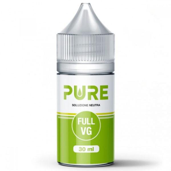 Pure glicerina vegetale 30ml