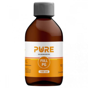 Pure Glicole Propilenico Full PG 30ml - 100ml