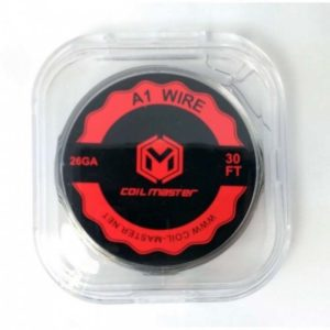 Coil Master Filo resistivo Kanthal A1 Wire