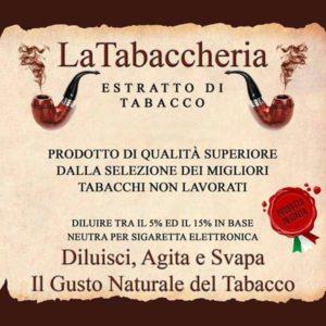 Aromi Concentrati La Tabaccheria Estratti di Tabacco