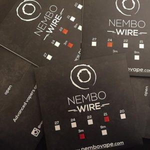 Nembo Wire Filo resistivo Ni80