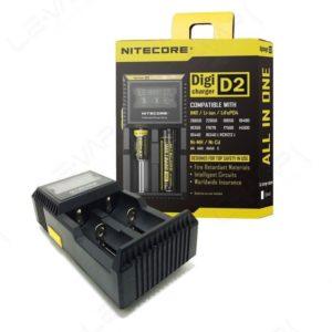 Caricabatterie Nitecore DigiCharger D2