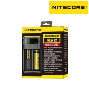 Caricabatterie Nitecore New i2 Intellicharger