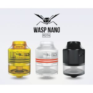 Atomizzatore Oumier Wasp Nano RDTA