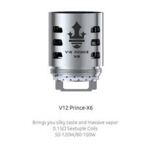 Resistenza Smok TFV12 Prince X6