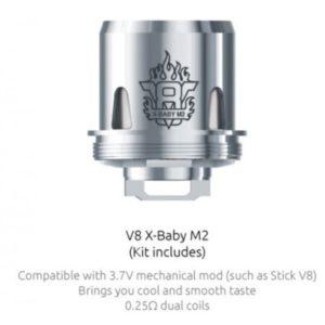 Resistenza Smok TFV8 X-Baby M2
