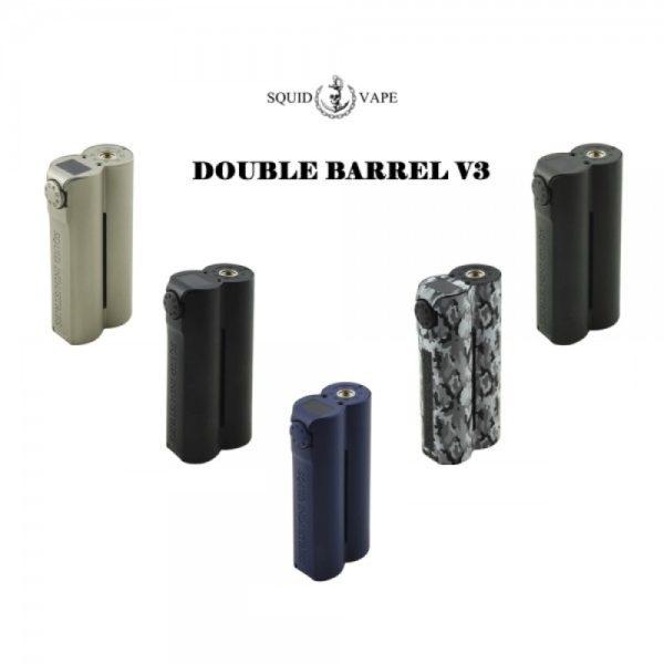 Squid Industries Double Barrel V3 Mod