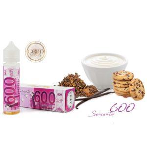 Liquido Scomposto The Good Money 600