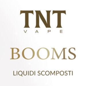 Liquidi Scomposti TNT Vape Booms