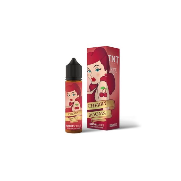 Liquido Scomposto TNT Vape Cherry Booms 20ml