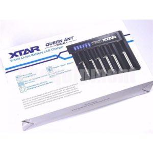 Caricabatterie Xtar MC6