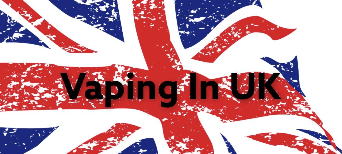 VAPING IN UK