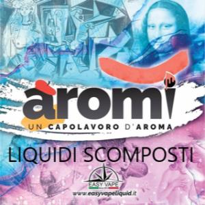 Liquidi Scomposti Easy Vape Aromì