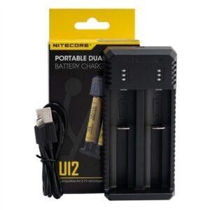 Caricabatterie Nitecore UI2