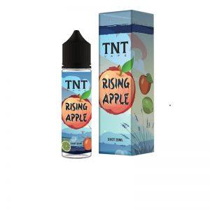 Liquido Scomposto TNT Vape Rising Apple
