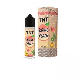 Liquido Scomposto TNT Vape Rising Peach
