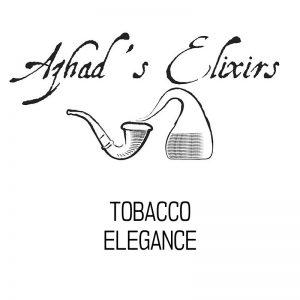 Liquidi Scomposti Azhad's Elixirs Tobacco Elegance